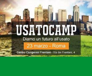 Per la prima volta nella storia in Italia gli operatori professionali dell'usato in conto terzi si riuniscono a Roma
