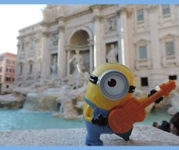 Locandina evento: Vacanze romane