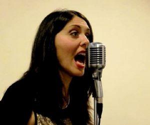 Valeria Rinaldi Quartet dal vivo all'Elegance Cafè