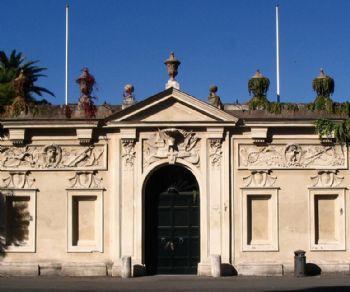 Visite guidate - La Villa dei Cavalieri di Malta all'Aventino