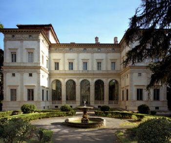 Villa Chigi la Farnesina