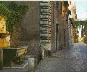 """L'antica """"via recta"""" è ricordata oggi come uno dei simboli della Roma del Rinascimento"""