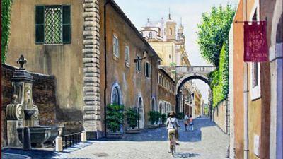 Visite guidate - Via Giulia: un tuffo nel Rinascimento