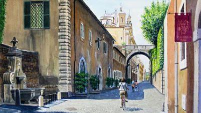 Visite guidate: Via Giulia: un tuffo nel Rinascimento