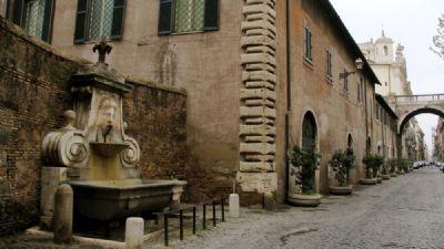 Visite guidate: Via Giulia. Il salotto di Roma