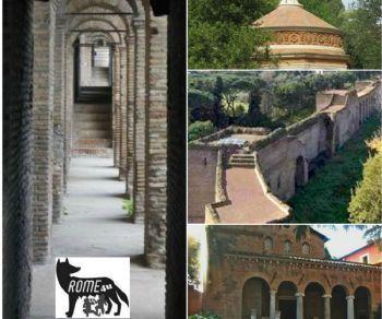 Visite guidate - I segreti di Porta Latina e il Cammino di Ronda delle Mura