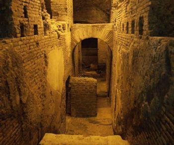 Visite guidate: Trevi: la sotterranea città dell'acqua e la fontana più famosa del mondo
