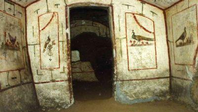 Visite guidate: Catacombe ebraiche di Vigna Randanini