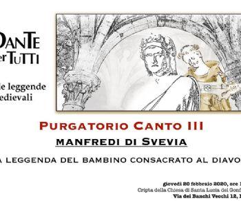 Rassegne - Purgatorio III