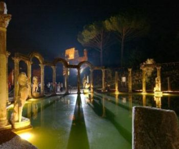 Visite guidate - Stelle, lucciole e lanterne a Villa Adriana