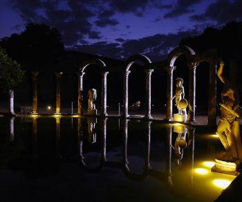 Visite guidate - Tramonto a Villa Adriana a Tivoli