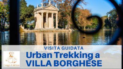 Visite guidate - Urban Trekking a Villa Borghese