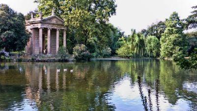 Visite guidate - Uomo e Natura. Villa Borgehese dal seicento a oggi