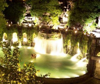Visite guidate - Villa d'Este a Tivoli. Apertura notturna