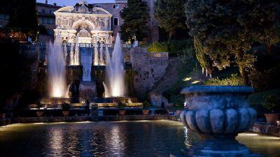 Visite guidate - Villa d'Este e la magia dei Giardini al tramonto