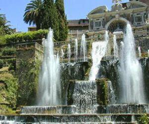 Visite guidate - Villa d'Este a Tivoli