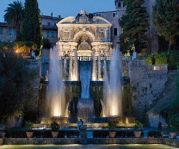 Visite guidate - Tramonto a Villa d'Este a Tivoli