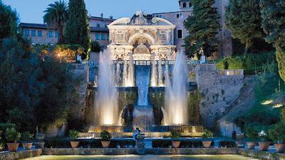 Visite guidate - Villa d'Este sotto le Stelle