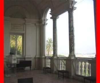 Villa Lante Al Gianicolo Villa Lante Al Gianicolo Visite
