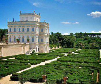 Visite guidate - Villa Pamphilj