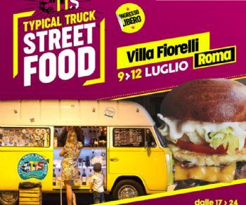 Sagre e degustazioni - Typical Truck Street Food riparte da Villa Fiorelli