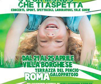 Villaggio Per La Terra Terrazza Del Pincio Festival A Roma