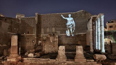Visite guidate - La Roma Imperiale dei grandi imperatori