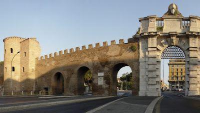 Visite guidate: Mura Aureliane