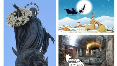 Visite guidate - 'Ponte dell'Immacolata' con Roma e Lazio x te!