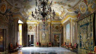 Visite guidate - Palazzo Colonna: Appartamento Principessa Isabelle