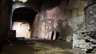Visite guidate: Sotterranei di Trastevere: la Basilica di San Crisogono