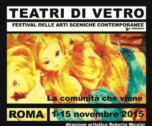 Festival delle arti sceniche contemporanee - 9° edizione. Teatro, musica, danza, incontri