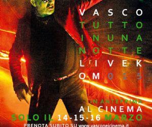 Nei cinema di Roma e provincia solo lunedì 14, martedì 15 e mercoledì 16 marzo