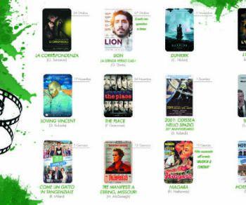 Locandina: Cineforum Seraphicum 2018/2019