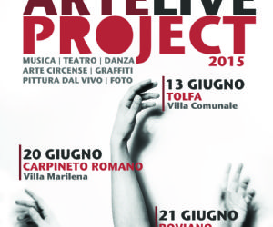 Rassegne: ArteLive Project 2015