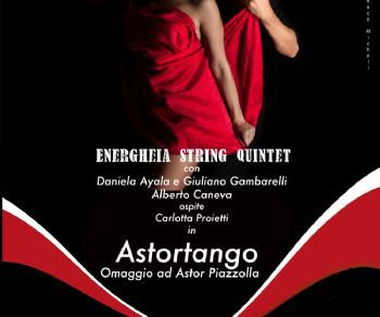 Omaggio ad Astor Piazzolla