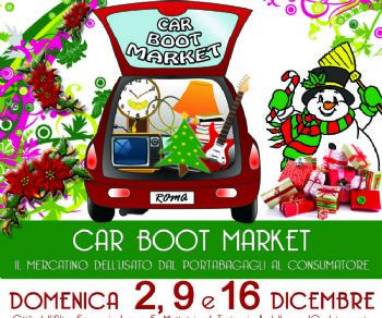 Locandina: Car Boot Market