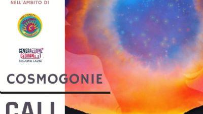 Mostre - Cosmogonie