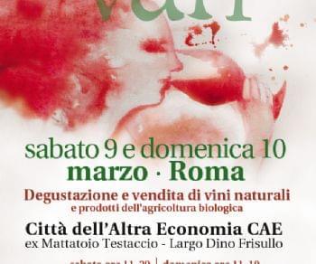 Sagre e degustazioni - VAN fiera dei Vignaioli Artigiani Naturali - IX edizione