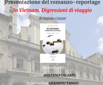Presentazione del romanzo-reportage di Stefano Calazati