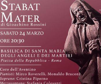Concerti - Stabat Mater di Gioachino Rossini