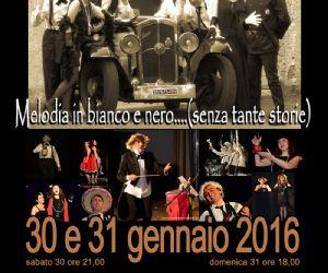 L'Allegra Orchestrina al teatro Vigna Murata
