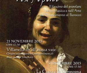 Concerti: Vox Populi