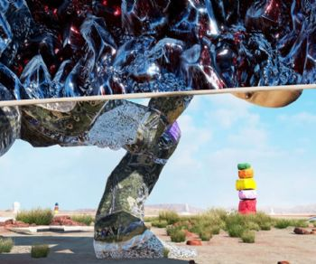 Spettacoli - VR_I / Gilles Jobin