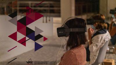 Festival - Festival della Realtà virtuale: VRE – Virtual Reality Experience