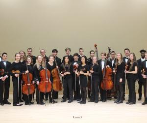 Concerti: Orchestra d'archi della Walla Walla Valley Academy a Sant'Eustachio