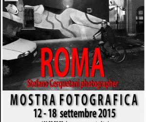 Una nuova mostra del fotografo Stefano Cerquetani