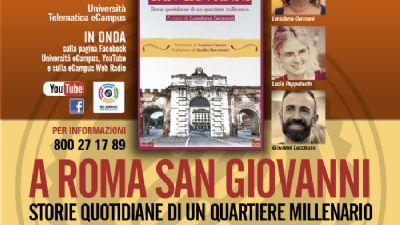 Libri - A Roma San Giovanni, storie quotidiane di un quartiere millenario