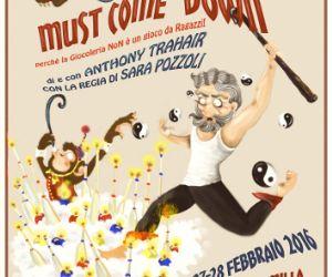 Spettacolo di circo-teatro, comico e surreale, liberamente ispirato ai testi del saggio taoista cinese Chuang Tzu