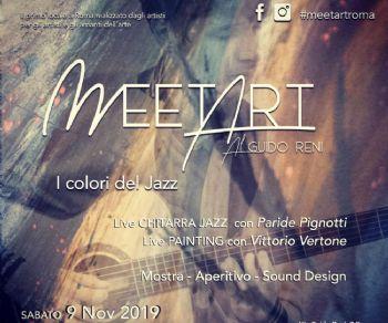 Serate: I colori del Jazz - Paride Pignotti / Vittorio Vertone